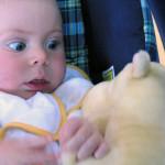 Nevhodné dárky pro miminko