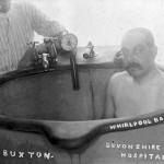 Zdraví prospěšné vířivé vany – historie