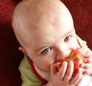 Děti a jídlo - to je někdy boj...