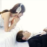 Svatba! Vyzařujte štěstí, ne nevkus