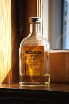 Zkuste ricinový olej